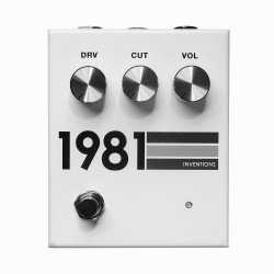1981 INVENTIONS - GREYSCALE - LIMITED COLORS