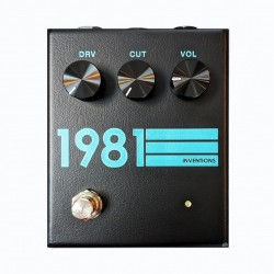 1981 INVENTIONS - BLACK TEAL - LIMITED COLORS