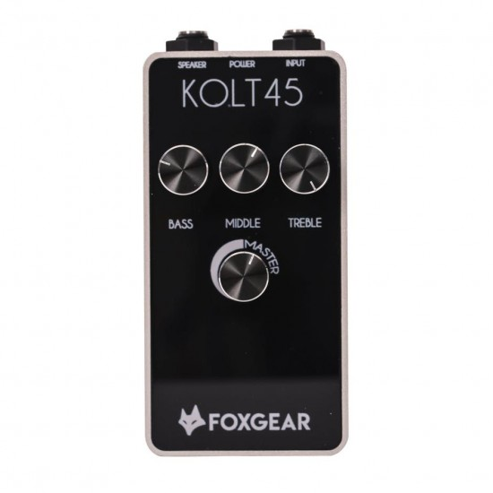 Foxgear - KOLT45 - 45 Watts Mini Amp