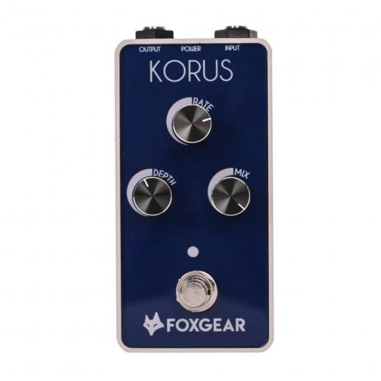Foxgear - KORUS - Vintage Analog Chorus