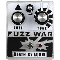 Death By Audio - Fuzz War - The Fuzz Of All Fuzzes