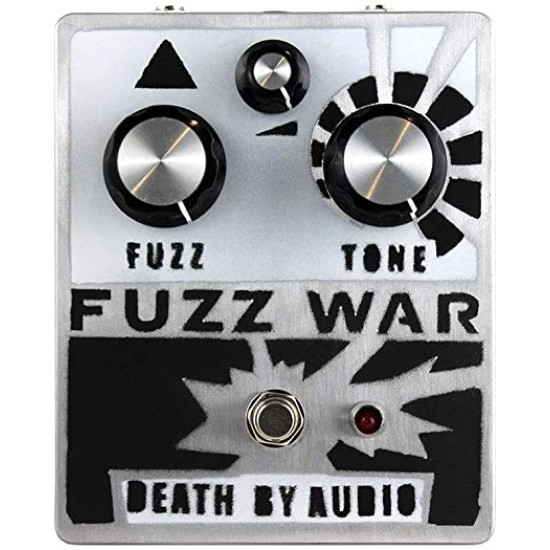 Death By Audio - Fuzz War - The Fuzz Of All Fuzzes