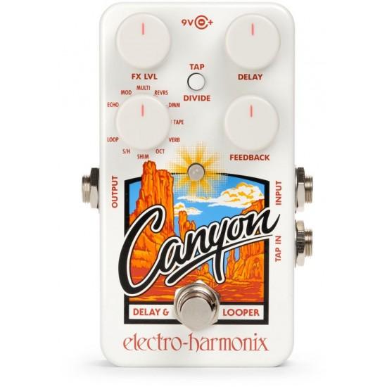 Electro-Harmonix - CANYON - DELAY & LOOPER