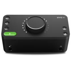 AUDIENT - EVO4 - 2in / 2out Audio Interface