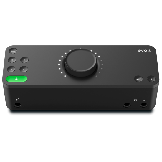 AUDIENT - EVO 8 - 4in / 4out Audio Interface