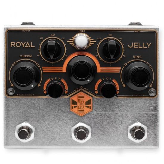 Beetronics - Royal Jelly - Fuzz/OD Blender