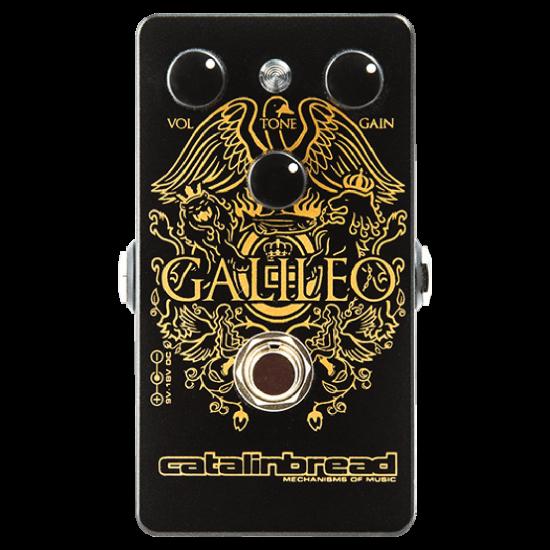 Catalinbread - Galileo - Overdrive / Treble Booster