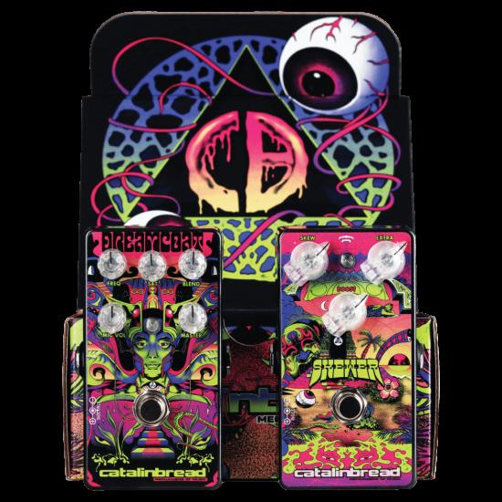 Catalinbread - Dreamcoat/Skewer Box Set - Preamp & Treble Booster set