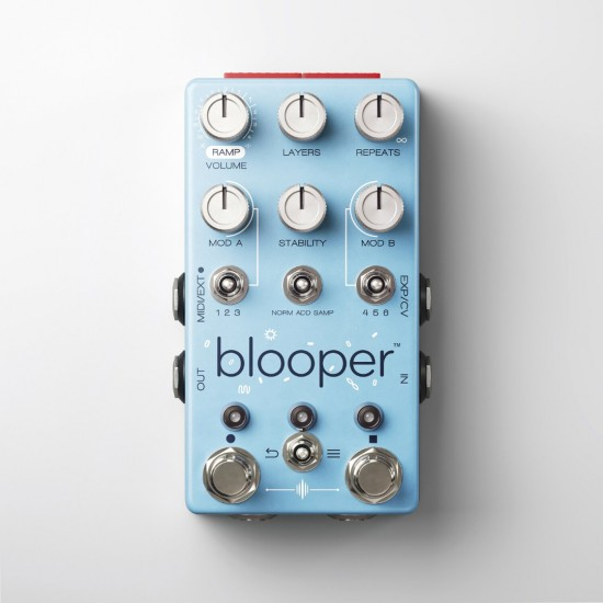Chase Bliss Audio - Blooper - The Bottomless Looper