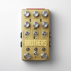 Chase Bliss Audio - Brothers™ - Boost/Drive/Fuzz