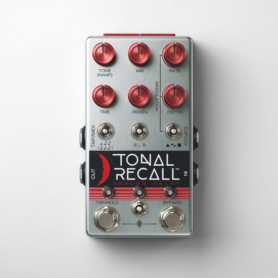 Chase Bliss Audio - Tonal Recall RKM