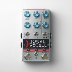 Chase Bliss Audio - Tonal Recall - Delay with velvety modulation