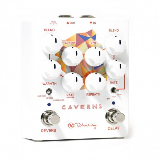 Keeley Electronics - Caverns V2 - Delay & Reverb