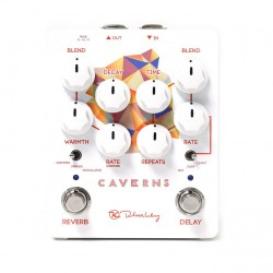 Keeley Electronics - Caverns V2 - Delay & Reverb