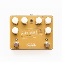 Cornerstone - Royal Antique - Drive & Boost Pedal