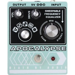Death By Audio - APOCALYPSE - FUZZ TO THE NEXT LEVEL