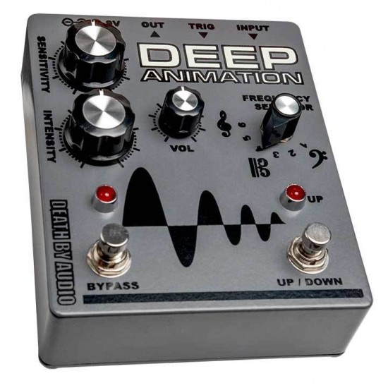 Death By Audio - Deep Animation - Envelope Filter