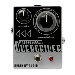 Death By Audio - Interstellar Overdriver - Overdrive