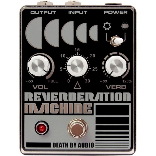 Death By Audio - Reverberation Machine - Super Dreamy Reverb