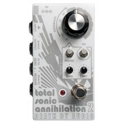 Death By Audio - Total Sonic Annihilation 2 - Feedback Looper