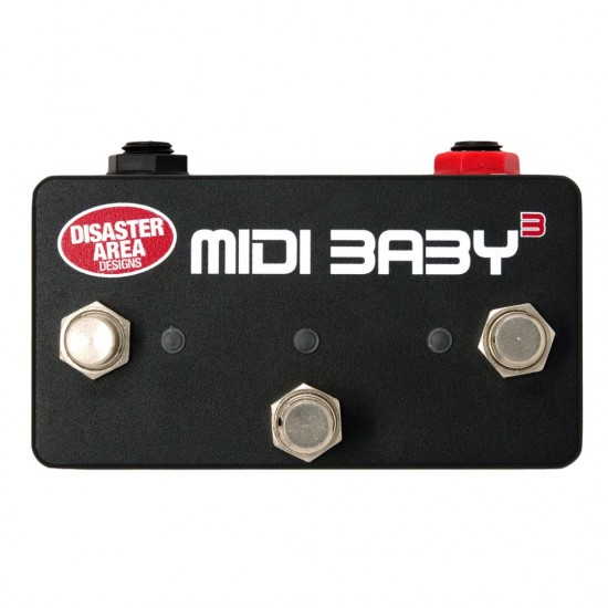 DISASTER AREA - MIDI Baby 3