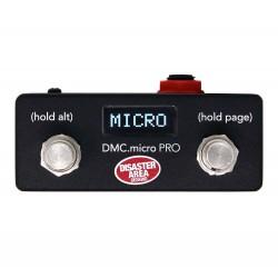 DISASTER AREA - DMC.micro PRO