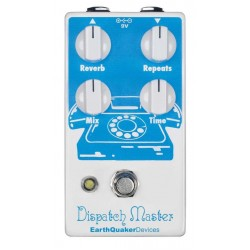 EarthQuaker Devices - Dispatch Master V3 - Digital Delay & Reverb