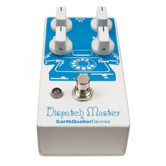 EarthQuaker Devices - Dispatch Master V3 - Digital Delay & Reverb