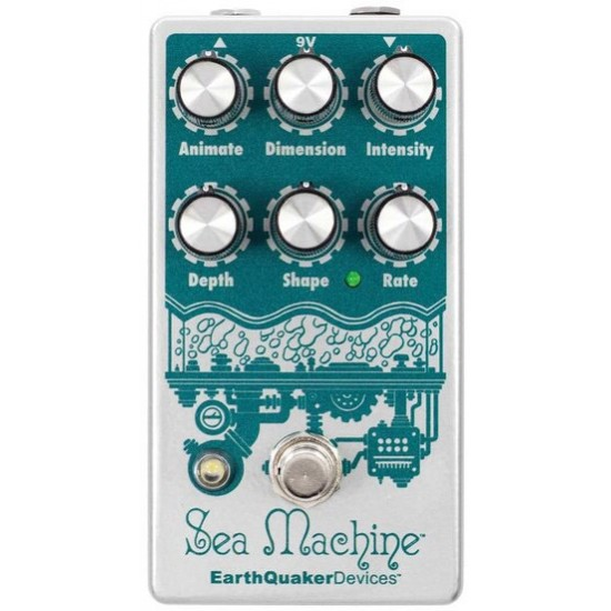 Earthquaker Devices - Sea Machine - Super Chorus