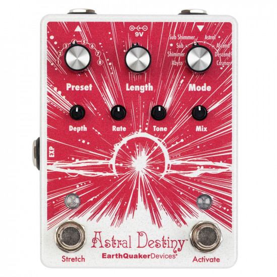 EarthQuaker Devices - Astral Destiny - Octal Octave Reverberation Odyssey