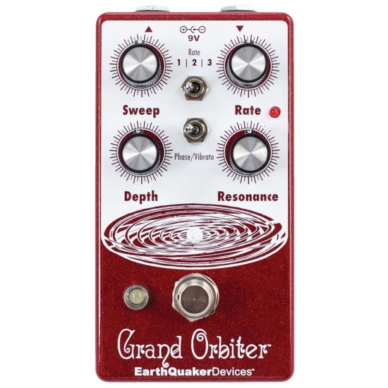 EarthQuaker Devices - Grand Orbiter - Phase Machine