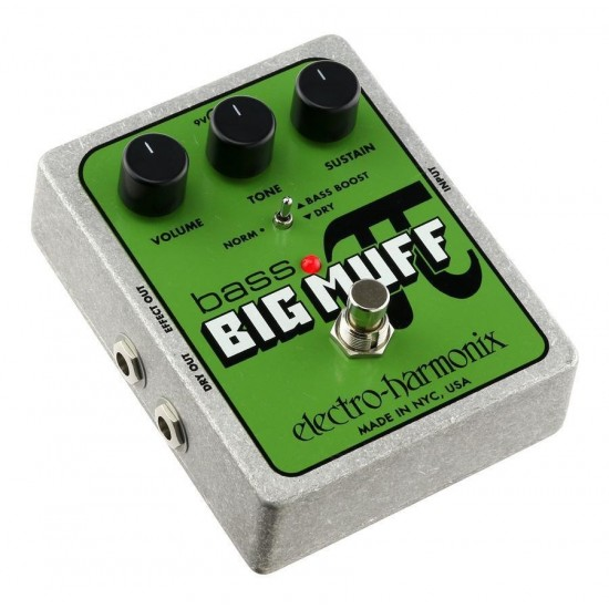 Electro-Harmonix - Bass Big Muff Pi - Distortion/Sustainer