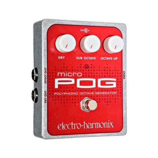Electro-Harmonix - Micro POG - Polyphonic Octave Generator