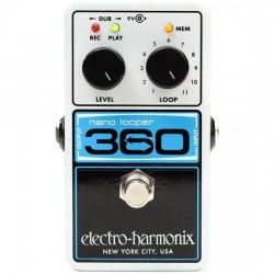 Electro-Harmonix - Nano Looper 360 - Looper Pedal