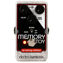 Electro-Harmonix - Memory Toy - Analog Delay With Modulation