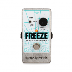Electro-Harmonix-FREEZE-SOUND RETAINER PEDAL