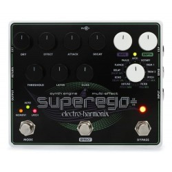Electro-Harmonix - Superego Plus - Synth Engine/Multi effects
