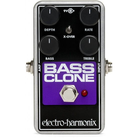 Electro-Harmonix - Bass Clone - Bass Chorus