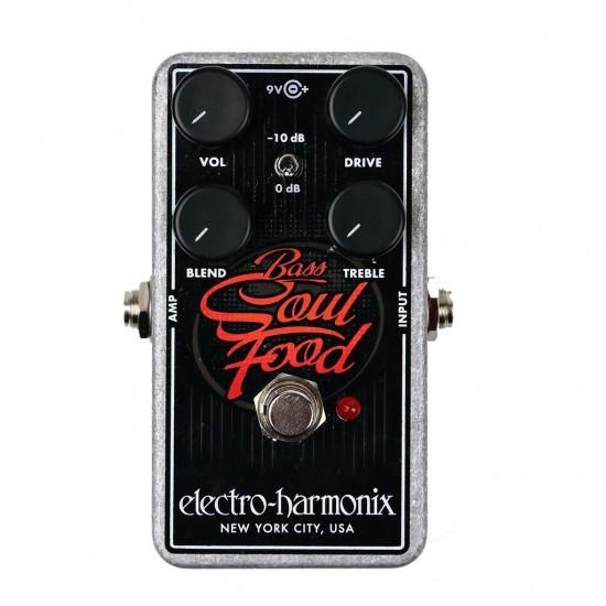 Electro-Harmonix - Bass Soul Food - Overdrive
