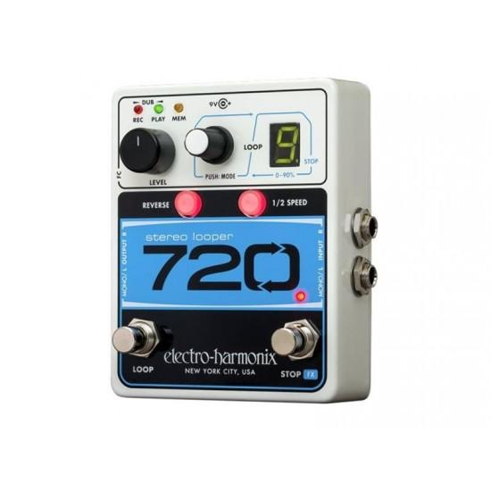 Electro-Harmonix - 720 Stereo Looper - Looper Pedal