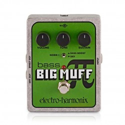 Electro-Harmonix - Bass Big Muff Pi - Distortion/Sustainer