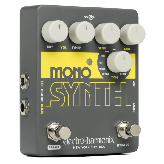 Electro-Harmonix - Mono Synth - Guitar Synth