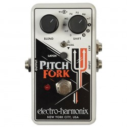 ELECTRO-HARMONIX - Pitch Fork - Pitch Shifter