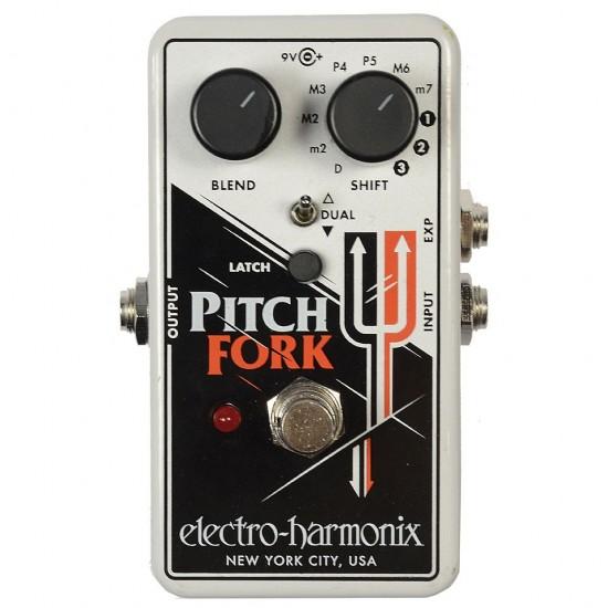 ELECTRO-HARMONIX - Pitch Fork - Pitch Shifter