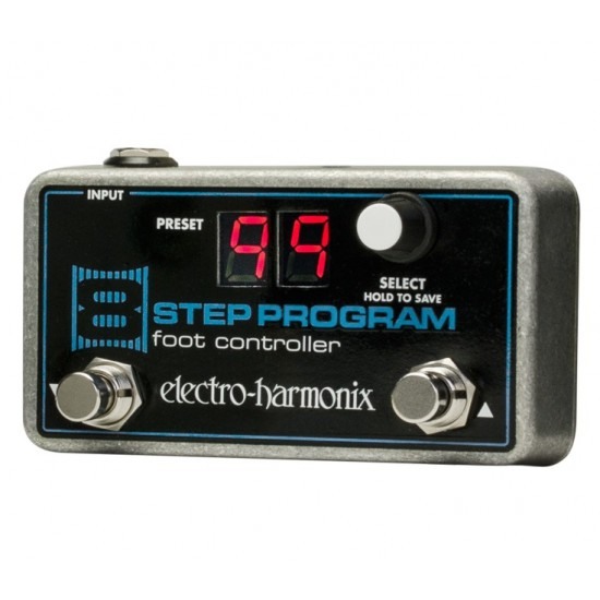 Electro-Harmonix - 8 Step Program Foot Controller