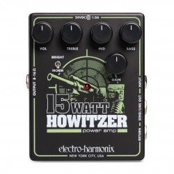Electro-Harmonix - Howitzer - 15-watt Power Amp Pedal