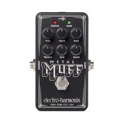 Electro-Harmonix - NANO METAL MUFF - DISTORTION WITH NOISE GATE
