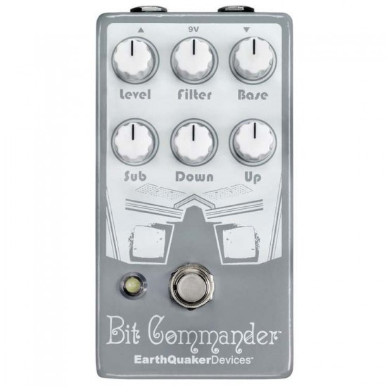 EarthQuaker Devices - Bit Commander™ Analog Octave Synth
