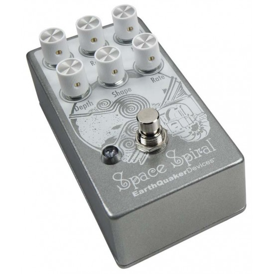 EarthQuaker Devices - Space Spiral™ Modulated Delay Device