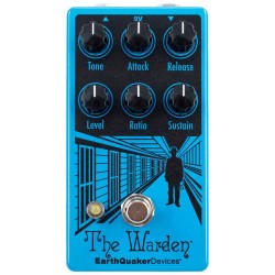 EarthQuaker Devices - The Warden® Optical Compressor